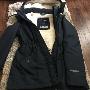 Abercrombie and Fitch All Season Sherpa